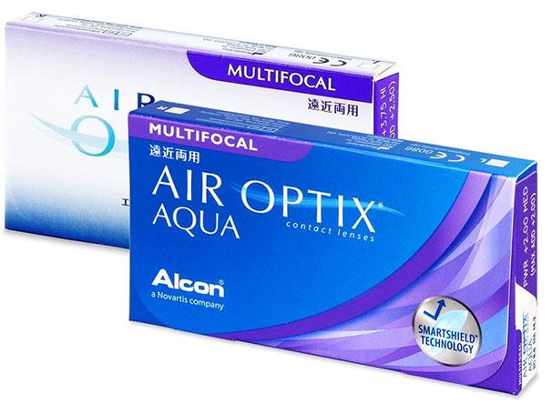 Kuva tuotteesta Air Optix Aqua Multifocal