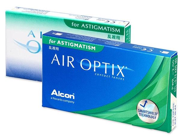 Kuva tuotteesta Air Optix for Astigmatism