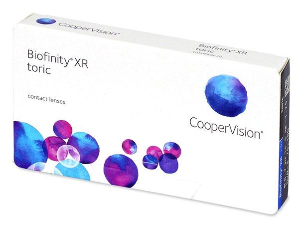 Kuva tuotteesta Biofinity XR toric