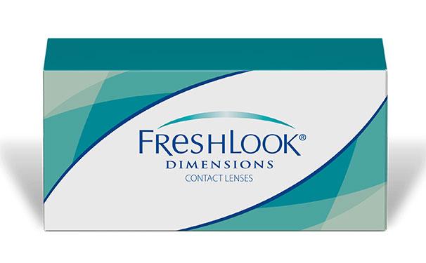 Kuva tuotteesta FreshLook Dimensions