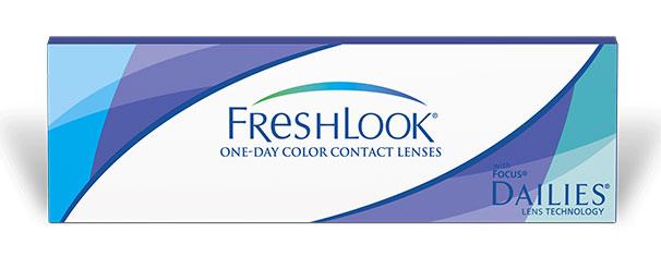Kuva tuotteesta FreshLook ONE-DAY