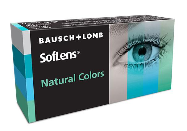 Kuva tuotteesta SofLens Natural Colors
