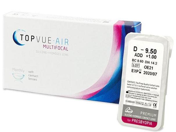 Kuva tuotteesta TopVue Air Multifocal