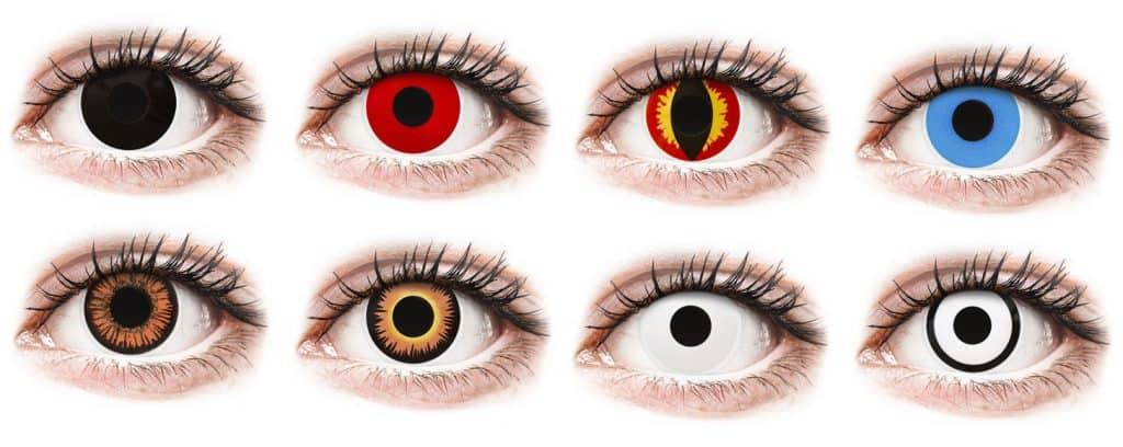 ColourVue värilliset kertakäyttölinssit