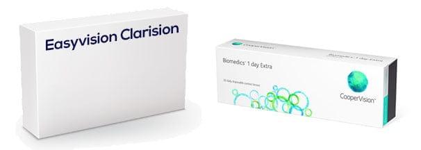 Easyvision Clarision vastaava tuote