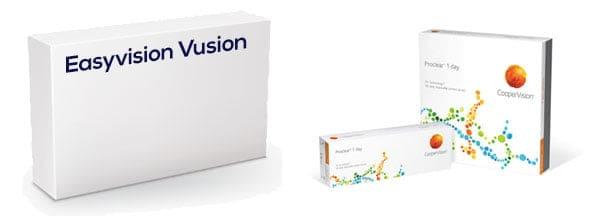 Easyvision Vusion vastaava tuote