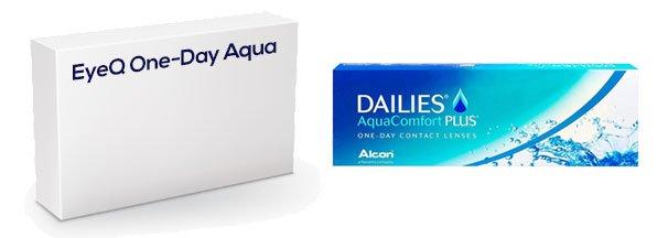 EyeQ One-Day Aqua vastaava tuote