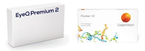 EyeQ Premium 2 vastaava tuote