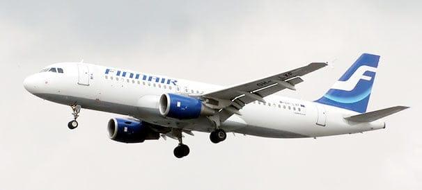 Finnair lentokone. Kuva: Wikimedia Commons