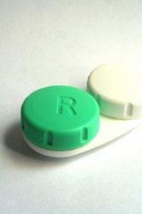 Piilolinssikotelo