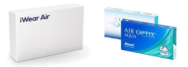 iWear Air vastaava tuote