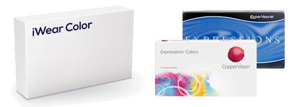 iWear Color vastaava tuote