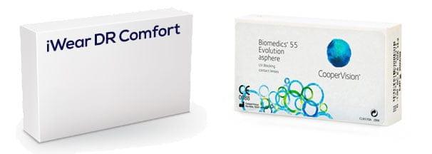 iWear DR Comfort vastaava tuote