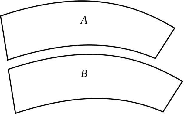 Jastrowin illuusio. Kuva: Wikimedia Commons