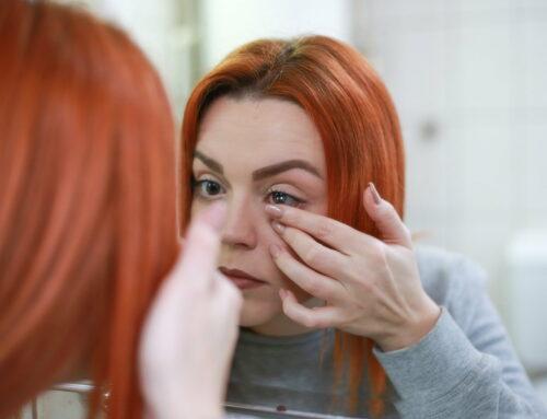 Mitä tehdä kun piilolinssi ei tartu silmään?