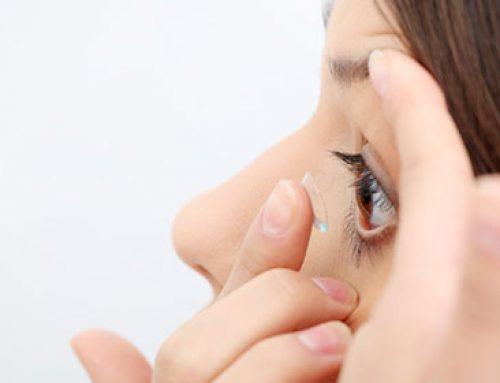 Miten piilolinssit muuttavat silmän mikrobiomia?