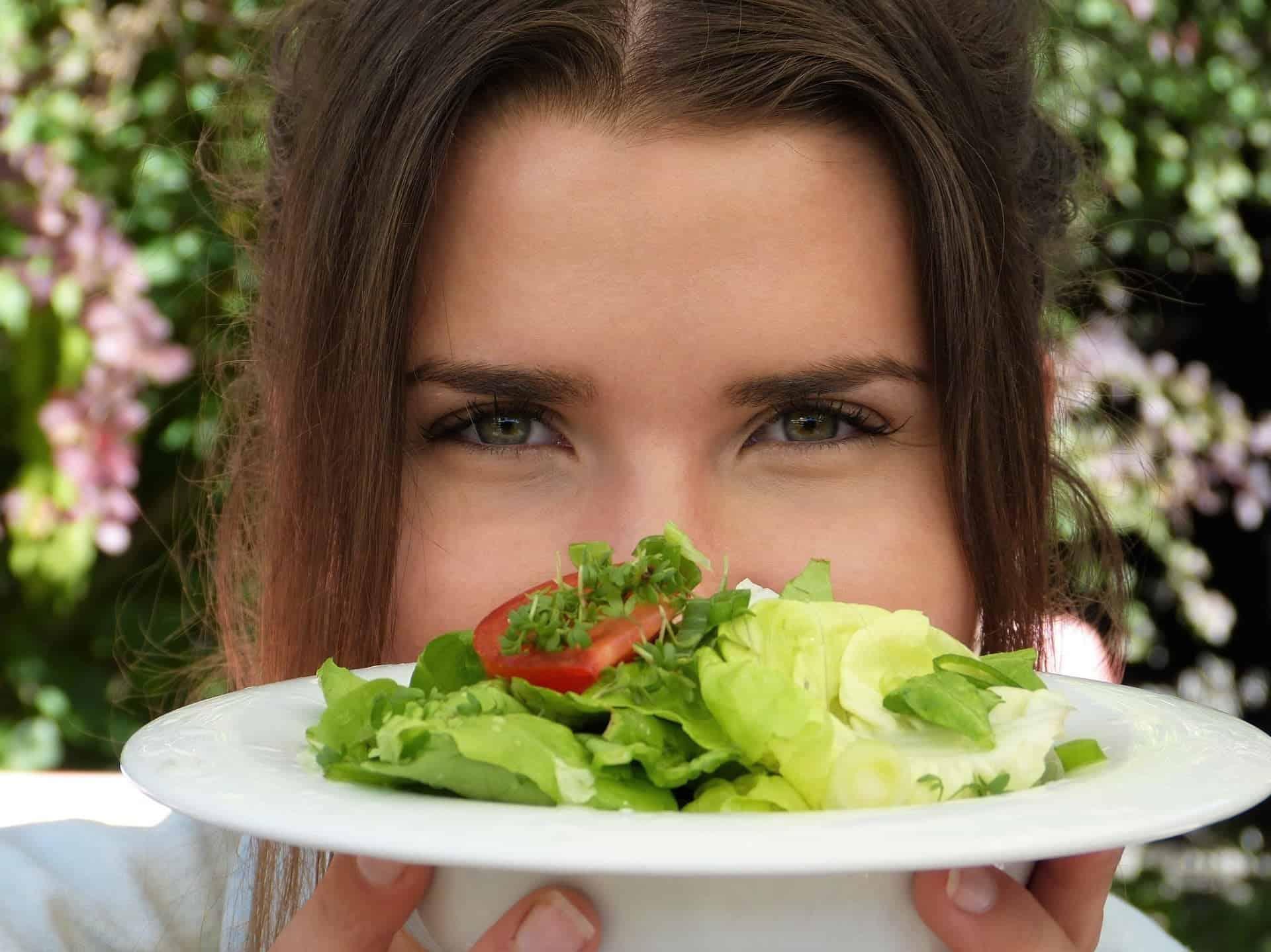Ruoka ja silmien terveys