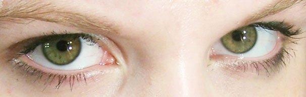 Vihreät silmät. Kuva: Laurinemily, Wikimedia Commons