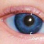 Harvinaiset silmien värit